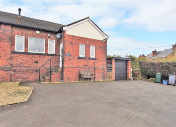 Thumbnail 3 bed semi-detached bungalow for sale in St. Georges Hall, Brinsworth, Rotherham