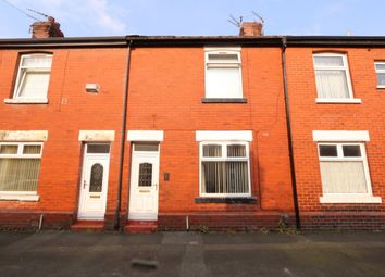 Thumbnail 2 bed terraced house for sale in Park Road, Denton, Manchester