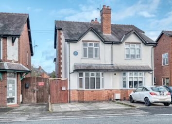 Thumbnail 3 bed semi-detached house to rent in Birchfield Road, Headless Cross, Redditch