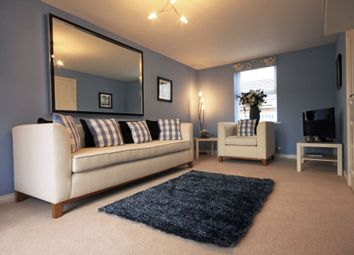 "Thumbnail 3 bed detached house for sale in ""Fairway"" at Wright Close, Whetstone, Leicester"