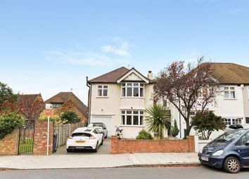 Thumbnail 3 bed terraced house to rent in Canterbury Grove, West Norwood, London
