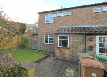 Thumbnail 3 bed end terrace house for sale in Barlow Close, Wallington