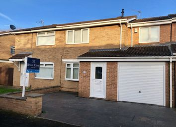 Thumbnail 4 Bed Semi Detached House To Rent In Caithness Road Teesville Middlesbrough