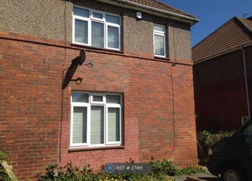 Thumbnail 3 bed semi-detached house to rent in Pendower Way, Newcastle Upon Tyne