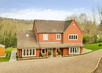 Thumbnail 4 bedroom detached house for sale in Willow Lodge, The Knowle, Jackfield