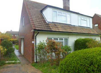 Thumbnail 3 bedroom semi-detached house to rent in Brett Road, Barnet