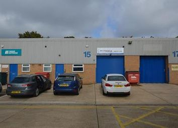 Thumbnail Light industrial to let in Unit 15, Horatius Way, Silverwing Industrial Estate, Croydon, Surrey