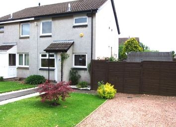 Thumbnail 1 bed semi-detached house to rent in Morlich Grove, Dalgety Bay, Fife