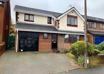 Thumbnail 3 bed detached house for sale in Chaplain Road, Heath Hayes, Cannock