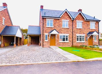 4 bed semi-detached house for sale in Hatters Close, Daresbury WA4