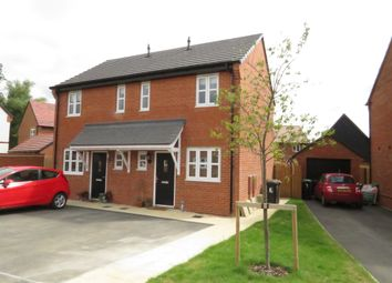Thumbnail 1 bed semi-detached house for sale in Furrows End, Drayton, Abingdon
