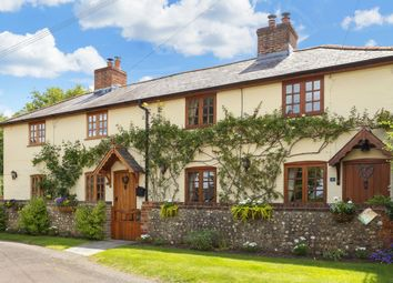 Thumbnail 4 bed cottage to rent in Church Street, Bentworth, Alton