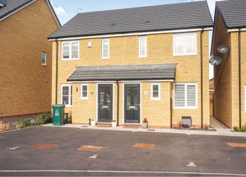Thumbnail 2 bed semi-detached house for sale in John Brooks Gardens, Coventry