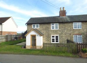 Thumbnail 2 bedroom semi-detached house for sale in Countess Cross, Colne Engaine, Colchester