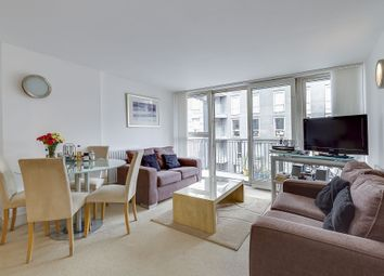 Thumbnail 2 bedroom flat to rent in Gainsborough House, Cassilis Road, Canary Wharf, London