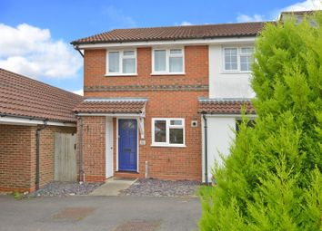 Thumbnail 2 bed end terrace house to rent in Lower Moor, Yateley
