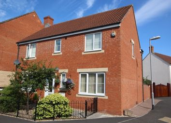 Thumbnail 4 bed detached house for sale in Reedmoor Gardens, Bridgwater