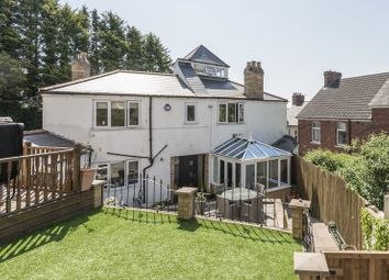 Thumbnail 4 bed detached house for sale in Severn Terrace, Newport