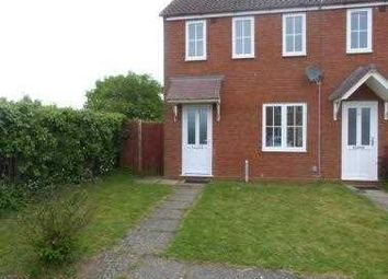 Thumbnail 2 bed end terrace house to rent in Banyard Close, Kesgrave, Ipswich