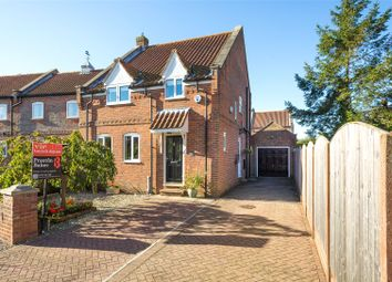 Thumbnail 3 bedroom detached house for sale in Pasture Way, Wistow, Selby