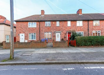 Thumbnail 3 bed terraced house to rent in Canterbury Road, Morden