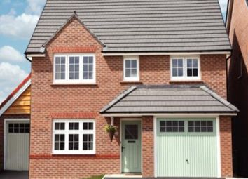 Thumbnail 4 bed detached house for sale in Shrewsbury Chester Lane, Saighton, Chester