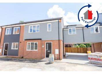 Thumbnail 4 bed terraced house for sale in Castle View, Brook Street East, Wellingborough