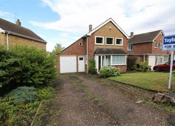 Thumbnail 3 bedroom detached house for sale in Dawlish Road, Woodsetton, Dudley