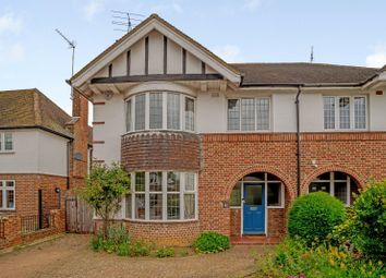 Thumbnail 4 bedroom semi-detached house for sale in Station Road, Harpenden, Hertfordshire