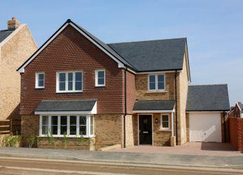 Orchard Green, Brogdale Road, Faversham ME13. 4 bed detached house for sale