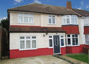 Thumbnail 5 bed semi-detached house for sale in Ripon Gardens, Ilford, Essex