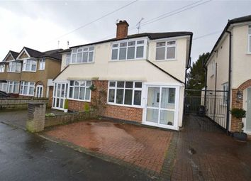 Thumbnail 3 bedroom semi-detached house for sale in Winchester Way, Croxley Green, Rickmansworth Hertfordshire