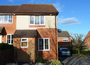 Thumbnail 2 bed end terrace house to rent in Oak Close, Exminster, Exeter