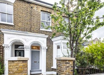 Thumbnail 4 bed end terrace house to rent in Fassett Square, London