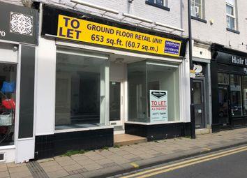 Thumbnail Retail premises to let in Ropergate, Pontefract