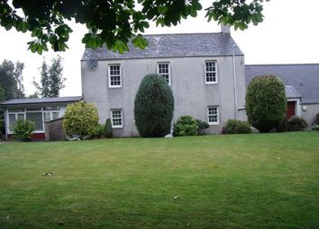 Thumbnail 3 bedroom detached house to rent in Backmuir Of Liff, Dundee