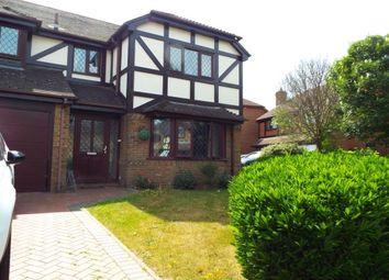 Thumbnail 2 bedroom shared accommodation to rent in Charlotte Close, Poole