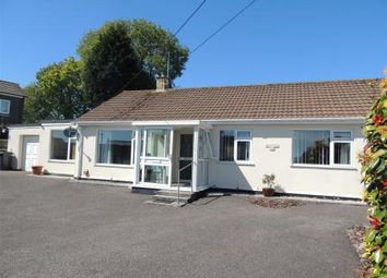 Thumbnail 3 bed bungalow for sale in Menear Road, Boscoppa, St. Austell