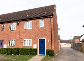 3 bed end terrace house to rent in Chapman Road, Wellingborough NN8