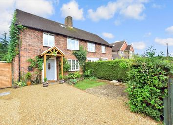 Thumbnail 4 bed semi-detached house for sale in Townfield, Kirdford, Billingshurst, West Sussex