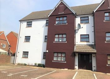 Thumbnail 2 bed flat to rent in Antigua Close, Eastbourne