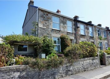 Thumbnail 3 bedroom end terrace house for sale in Adelaide Road, Redruth
