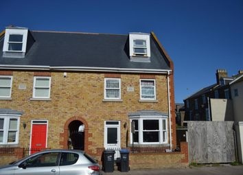 Thumbnail 4 bed semi-detached house to rent in Albion Road, Cliftonville, Margate