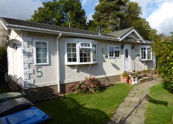 Thumbnail 1 bed mobile/park home for sale in Scatterdells Park, Chipperfield, Kings Langley, Hertfordshire