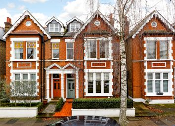 Thumbnail 6 bedroom semi-detached house to rent in Priory Road, Kew, Richmond