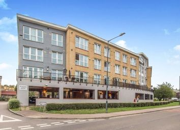 Thumbnail 2 bedroom flat for sale in Fisgard Court, Admirals Way, Gravesend, Kent