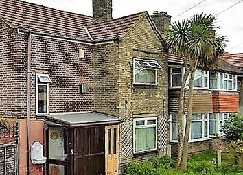 Thumbnail 3 bedroom end terrace house for sale in Levine Gardens, Barking