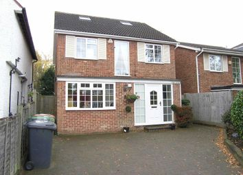 Thumbnail 5 bed detached house for sale in Silverdale Road, Bushey