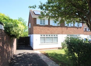 Thumbnail 3 bed semi-detached house to rent in Vicarage Farm Road, Wellingborough