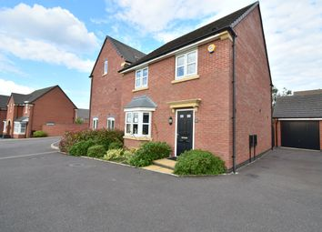 Thumbnail 4 bed detached house for sale in Boundary Close, Scraptoft, Leicester
